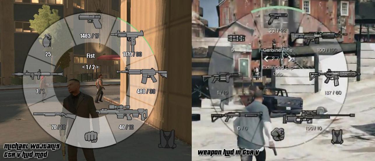 Как в режиме режиссера в gta v сделать пушки модифицированными